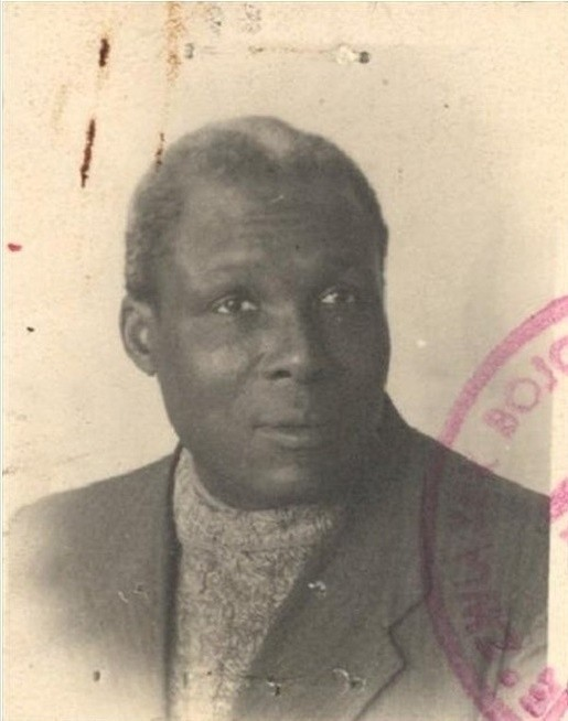 August Agbola O'Brown ps. Ali