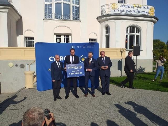 Stargard dostał ponad 1 mln 369 tys. zł.