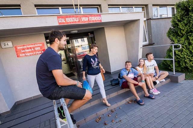 Na bydgoskim Uniwersytecie Kazimierza Wielkiego rekrutacja uzupełniająca zakończyła się wczoraj.