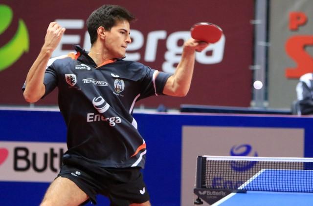 Konrad Kulpa zakończył ligowy sezon z bilansem 13:10.