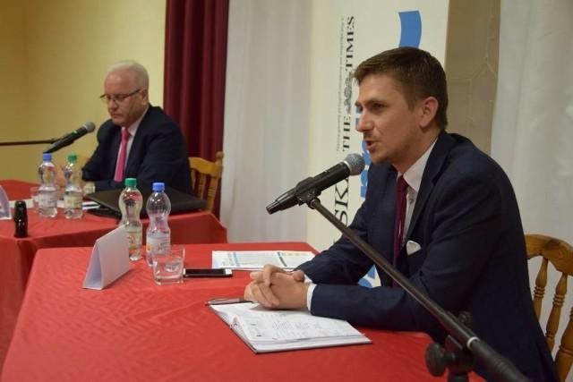 Wyniki wyborów samorządowych 2018 na burmistrza Debrzna