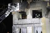 Wybuch gazu w Zabrzu. Nie żyje 34-letni mężczyzna, który po eksplozji trafił do szpitala w ciężkim stanie