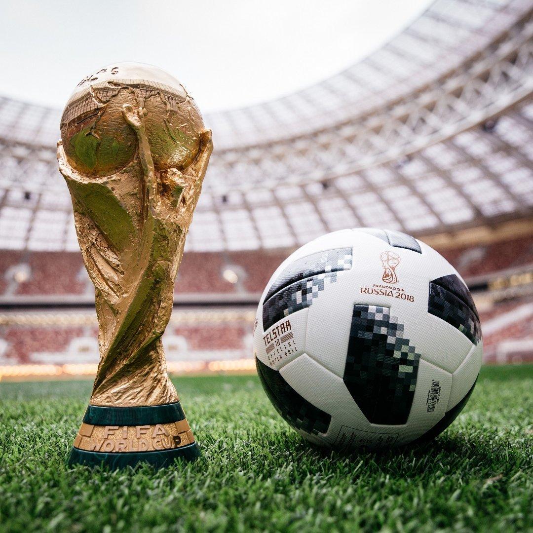405b788dacba7 Tak wygląda Telstar 18 - oficjalna piłka mistrzostw świata 2018 ...