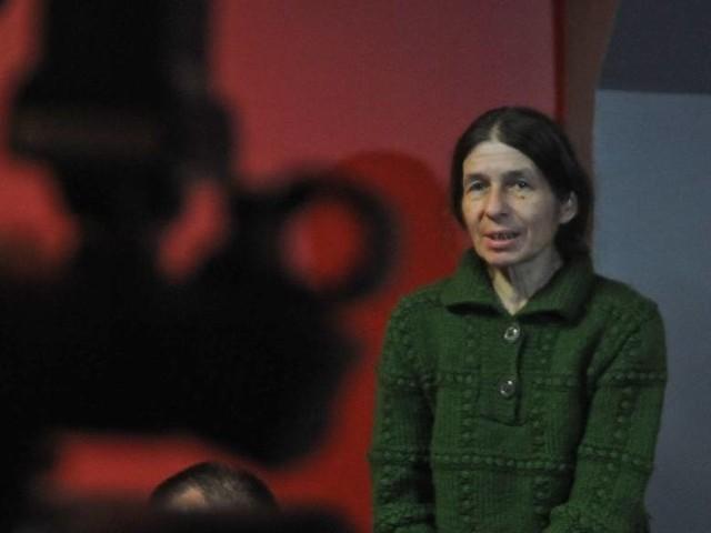 Krystyna Kuta to legendarna działaczka Solidarności, współorganizatorka toruńskiego Oddziału Solidarności Walczącej.