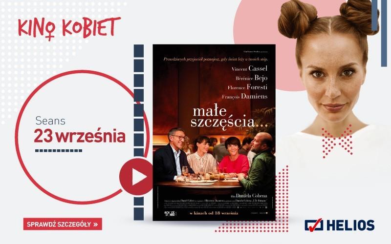 """W Kinie Kobiet panie obejrzą francuski film """"Małe szczęścia"""""""