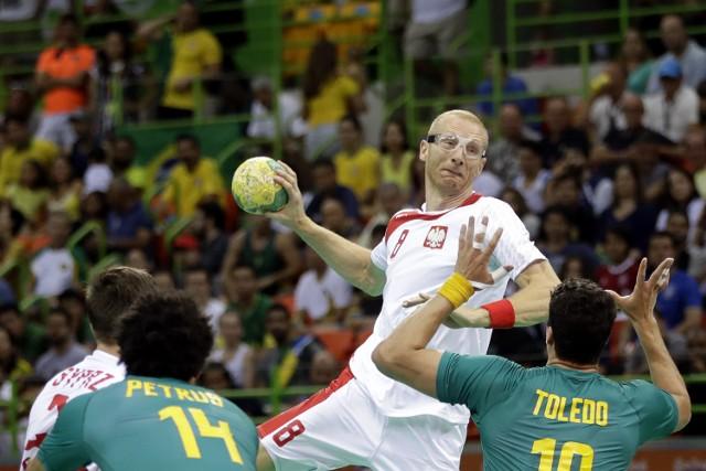 Po Michale Daszku Karol Bielecki był najlepszym strzelcem reprezentacji Polski w meczu z Brazylią