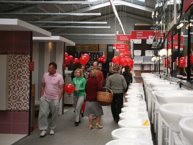 Benmar kilka dni temu otworzył w Piszu swój kolejny, liczący ponad dwa tysiące metrów kwadratowych, market