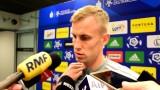 Paweł Stolarski po meczu Legia - Zagłębie: Z meczu na mecz wyglądamy coraz lepiej fizycznie [WIDEO]
