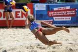 Mistrzostwa Powiatu Łódzkiego Wschodniego w plażowej piłce siatkowej kobiet i mężczyzn
