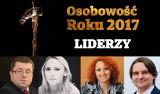OSOBOWOŚĆ ROKU 2017 Oto finaliści plebiscytu - laureaci tytułu z miast i powiatów