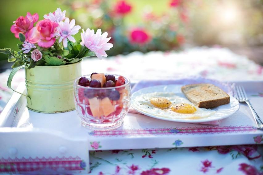 Śniadanie jest najważniejszym posiłkiem dnia. Dobrze...