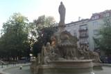 Najpiękniejsza fontanna Opola nie działa