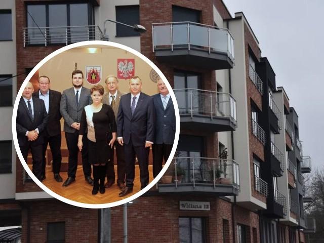Radni PiS-u z Grudziądza chcieli znać szczegóły dotyczące transakcji zakupu apartamentu dla domu dziecka, który od dewelopera kupiła spółka Miejskie Przedsiębiorstwo Gospodarki Nieruchomościami
