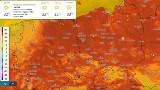 Afrykańskie upały nad Polską. Żar poleje się z nieba. Termometry pokażą nawet 35 stopni. IMGW ostrzega. Pojawią się również burze