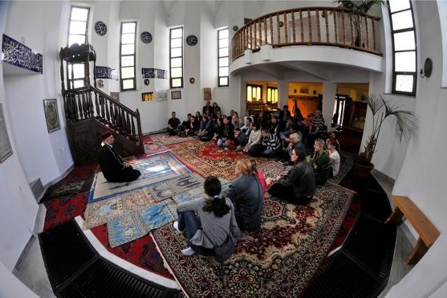 Meczet w Gdańsku - zdjęcie ilustracyjne