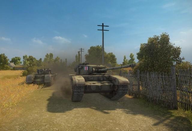 World of TanksWorld of Tanks: od dziś w grze są już brytyjskie czołgi