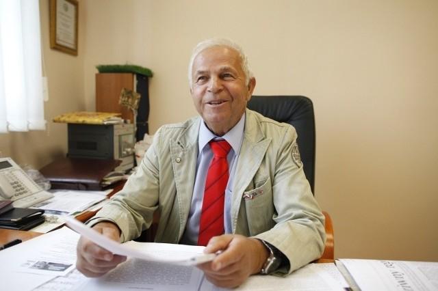 """O """"autonomii gospodarczej"""" po raz pierwszy zaczął mówić w sierpniu 2013 roku Dieter Przewdzing, burmistrz Zdzieszowic"""