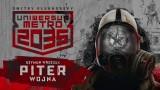 Piter: Wojna - recenzja. Szymun Wroczek rozpoczyna Uniwersum Metro 2035