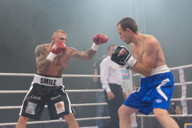 """Przemysław """"Smile"""" Gorgoń na dłużej w Chorten Boxing Production"""