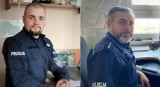 Policyjny duet ojciec i syn z Wejherowa zatrzymał pijaną kobietę! Wydmuchała ponad 2,5 promila alkoholu