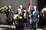 Kraków. Uroczyste obchody rocznicy wydania wyroków w pokazowym procesie krakowskim [ZDJĘCIA]