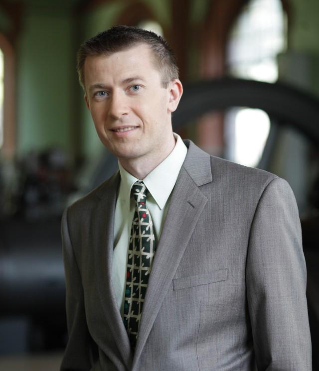 Marcin Nieplowicz, główny ekonomista EFL