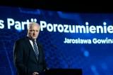 """Kongres Porozumienia. Jarosław Gowin ponownie prezesem partii. """"Polska potrzebuje zjednoczenia, wspólnoty, a nie folwarku politycznego"""""""