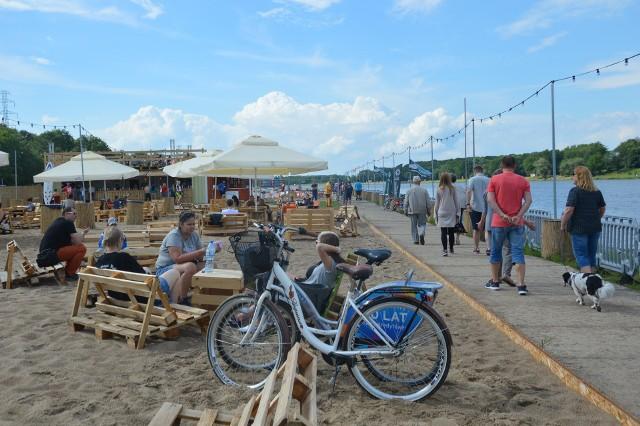 Plaża HotSpot będzie dziś czynna do ostatniego gościa