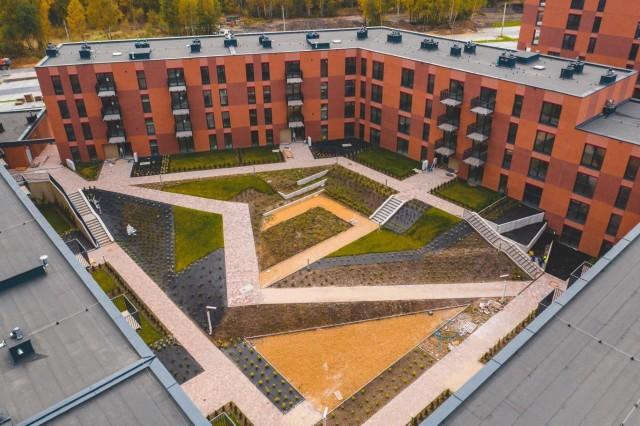 Nowy Nikiszowiec w Katowicach.Zobacz kolejne zdjęcia. Przesuwaj zdjęcia w prawo - naciśnij strzałkę lub przycisk NASTĘPNE