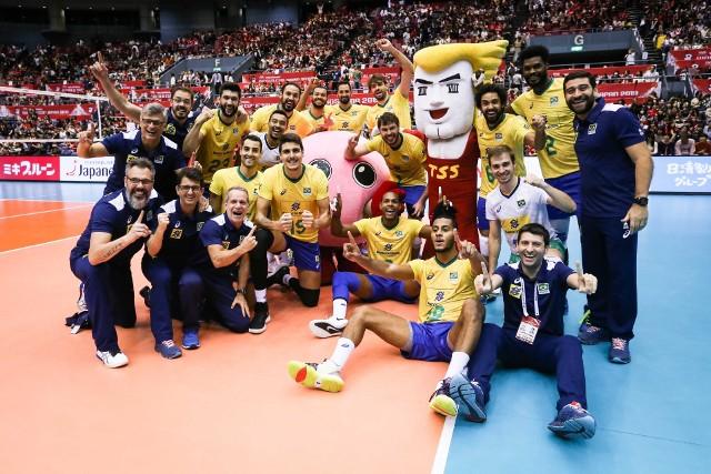 Brazylia zdobyła Puchar Świata siatkarzy. Polsce pozostała obrona drugiej pozycji