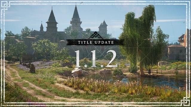 Kolejna duża aktualizacja Assassin's Creed Valhalla