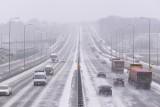 Atak zimy 2018 na Pomorzu. Sypie śnieg, szczypie mróz. Uwaga, drogi są białe i bardzo śliskie! 16.01.2018 [zdjęcia, wideo]