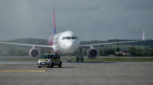 Linie Wizz Air w Gdańsku dynamicznie w górę