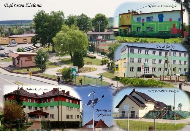 Dąbrowa Zielona.