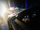 Podgórze. Tragiczny wypadek na DK 63. Kierowca zginął na miejscu