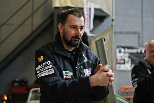 Trener Betardu Sparty Rafał Dobrucki jest w stałym kontakcie z kontuzjowanym Vaclavem Milikiem
