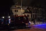 Zakopane: Pożar hotelu Belvedere. Ewakuowano ponad 400 osób [ZDJĘCIA, WIDEO]