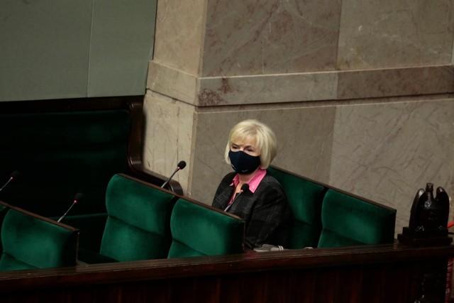 15.06.2021 warszawa 31. posiedzenie sejmu n/z kandydat na rpo - senator lidia staronfot. adam jankowski / polska press