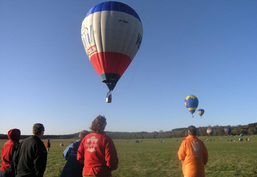 Aeroklub Nadwiślański zorganizował na lotnisku w Lisich...