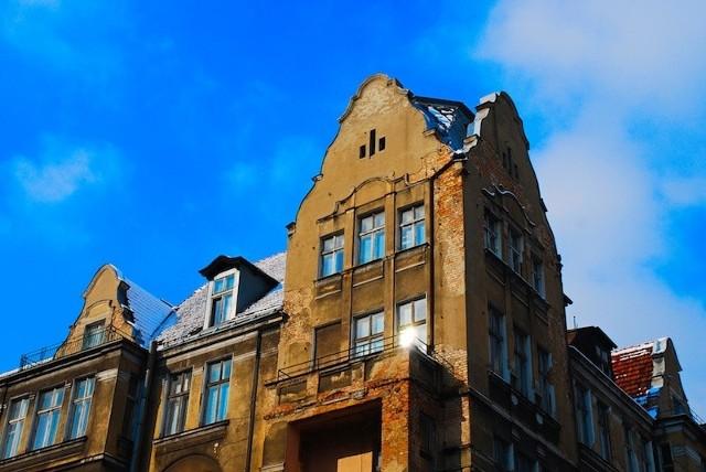 Starsze budynki też mogą błyszczećStarsze budynki też mogą błyszczeć