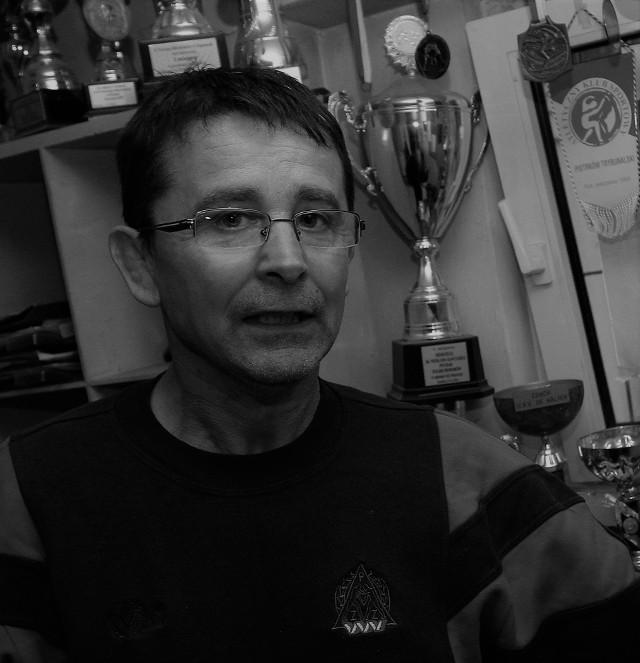 Zmarł Henryk Grabowiecki, wieloletni trener zapaśników Atletycznego Klubu Sportowego w Piotrkowie