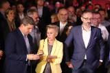 Wybory 2019: Wieczór wyborczy KO w Łodzi. Zobacz zdjęcia z łódzkiego sztabu Koalicji Obywatelskiej