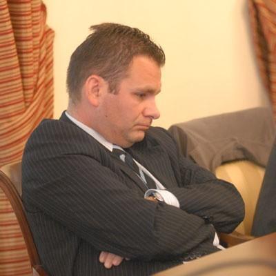 - Jeśli zarząd działał źle, zostanie odwołany - stwierdził Dariusz Lesicki, choć minę miał nietęgą.