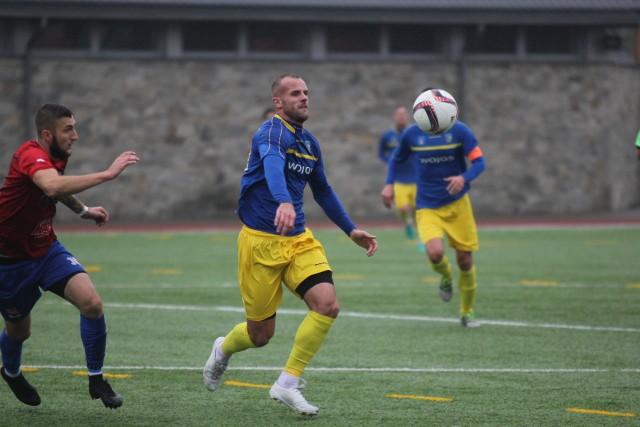 Artur Pląskowski otworzył wynik meczu