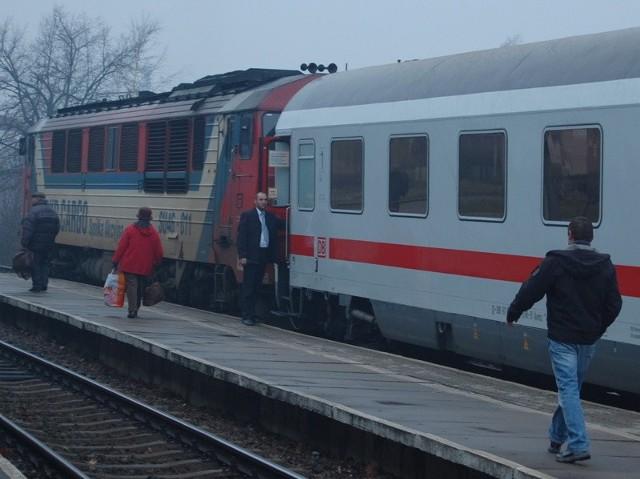 Z rozkładu Intercity prawdopodobnie wypadnie co dziesiąty pociąg (fot. Archiwum)