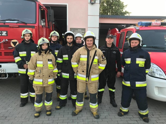 Strażacy z Nowejwsi Chełmińskiej, jak w poprzednim roku, tak i teraz planują postarać się o darowiznę od Fundacji Orlen