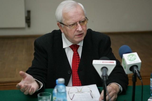 - Skandal! - tak dyr. Marek Twardowski komentuje nowe stawki za wywóz śmieci