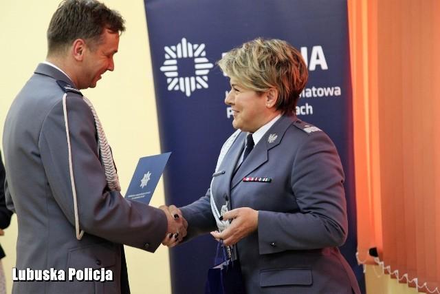 Nowym komendantem powiatowym policji w Żarach został Armand Pisarczyk-Łyczywek.