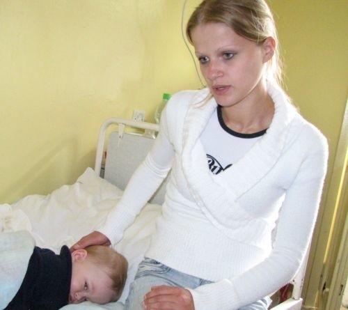 Matki martwią się, że z chorymi dziećmi trzeba będzie jechać do Białegostoku