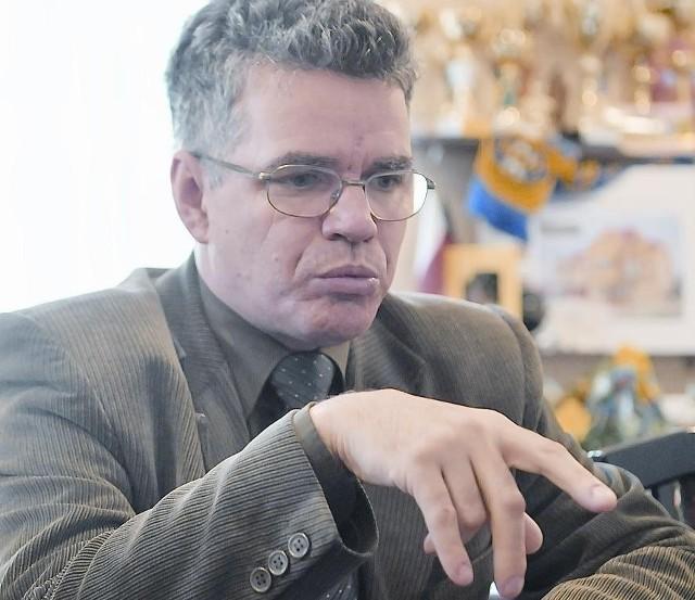 - Jeżeli się nie uda ten przetarg, zorganizujemy kolejny - mówi Jacek Sauter (fot. Wojciech Waloch)